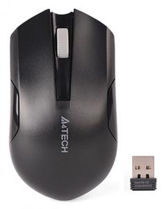 Мышь беспроводная A4Tech V-Track G3-200NS черный