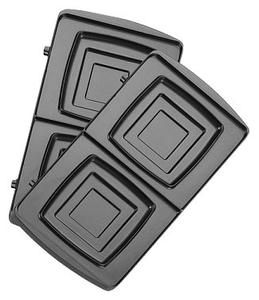 Панель Redmond Серия 6 RAMB-04 Квадрат для мультипекаря черный