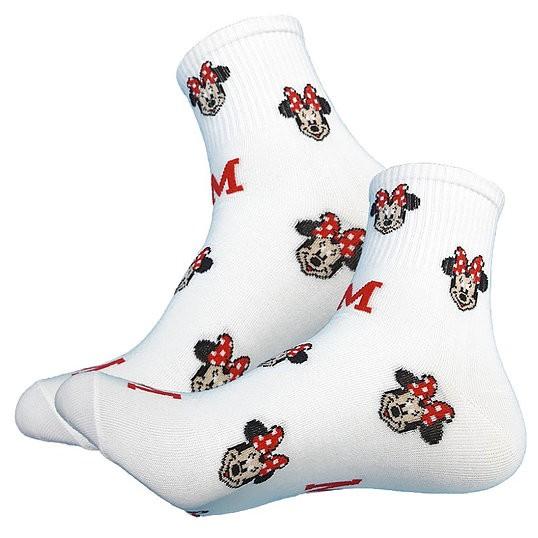 "Дизайнерские носки серии Walt Disney Company ""Минни Маус"""