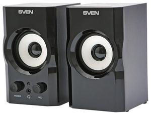 Колонки Sven SPS-605 черный
