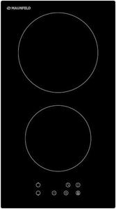Электрическая варочная поверхность MAUNFELD EVCE.292-BK черный