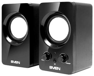Колонки Sven 354 черный