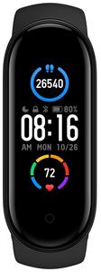 Фитнес-браслет Xiaomi Mi Band 5 черный