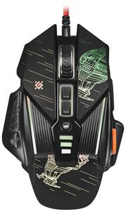 Мышь Defender sTarx GM-390L черный