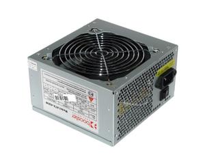 Блок питания 400W BOOSTER (ATX-400W) 24pin,2 х sata,2 х ide,1 хFdd,1 х P6,12cm cooling fan, после ремонта