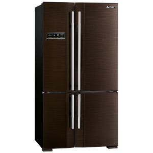 Холодильник Mitsubishi MR-LR78G-BRW-R коричневый