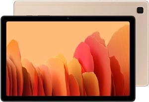 """Планшет Samsung Galaxy Tab A7 Wi-Fi 10,4"""" 32 Гб золотой"""