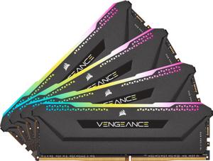 Оперативная память Corsair [CMH32GX4M4E3200C16] Vengeance RGB Pro 32 Гб DDR4