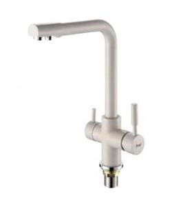 Смеситель для кухни со встроенным фильтром (краном) под питьевую воду Frap F4352-24