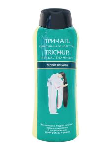 Шампунь для волос против перхоти 400мл Trichup