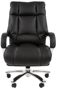 Кресло для руководителя Chairman 405 черный