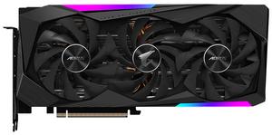 Видеокарта GIGABYTE GeForce RTX 3070 [GV-N3070AORUS M-8GD rev 2.0] LHR 8 Гб