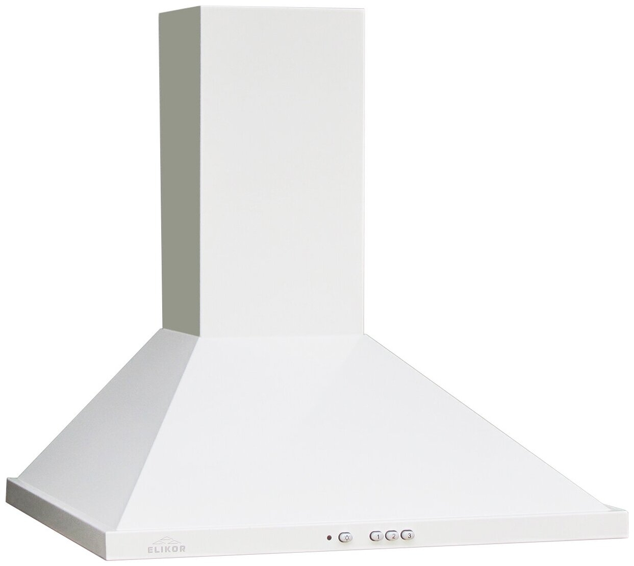 Вытяжка ELIKOR Оптима 60П-400-К3Л белый