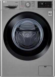 Стиральная машина LG F2J5HS6S серый