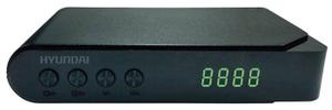 Ресивер DVB-T2 Hyundai H-DVB200 черный