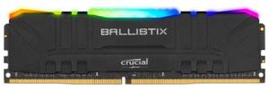 Оперативная память Crucial Ballistix RGB [BL16G36C16U4BL] 16 Гб DDR4
