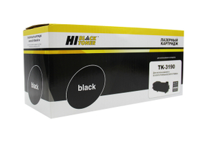 Тонер-картридж Hi-Black HB-TK-3190
