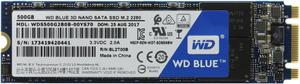 Накопитель SSD Western Digital Blue WDS500G2B0B 500 ГБ