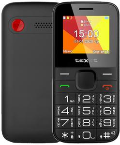 Сотовый телефон teXet TM-B201 черный