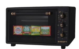 Мини-печь Kraft KF-MO 3602 черный