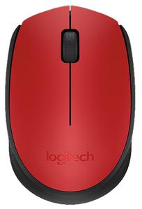 Мышь беспроводная Logitech M171 черный