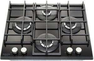 Газовая варочная панель Hotpoint-Ariston 641 TQG /HA(BK) черный