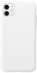 Чехол защитный «vlp» Silicone Сase для iPhone 11, белый