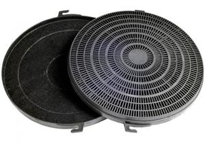 Комп.фильтров угольных 2шт. Ф-03 кассетный к Даволайн ELIKOR