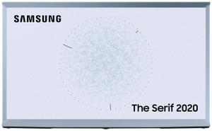"""Телевизор Samsung QE55LS01TBUXRU 55"""" (138 см) голубой"""