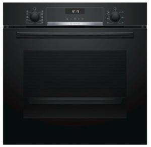 Духовой шкаф Bosch HBG537NB0R чёрный