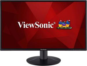 """Монитор Viewsonic VA2418-SH 23,8"""" черный"""