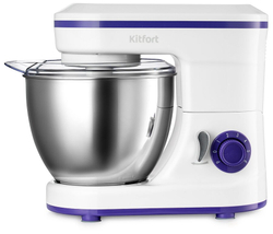 Миксер стационарный Kitfort КТ-3045-1 фиолетовый