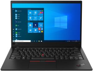 Ноутбук Lenovo ThinkPad X1 Carbon G8 T (20U9005BRT) черный