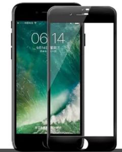 Стекло защитное 3D Breaking Grid для iPhone 7/8 (Black)