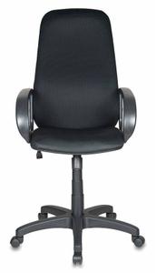Кресло для руководителя Бюрократ CH-808AXSN черный