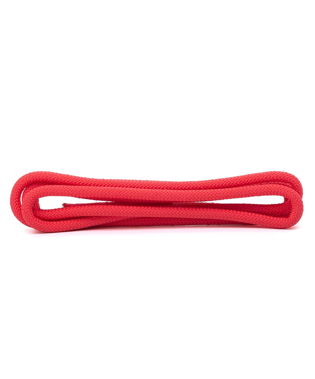 Скакалка для художественной гимнастики RGJ-402, 3м, красный