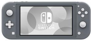Игровая консоль. Nintendo Switch Lite (серый)