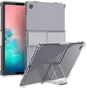 Чехол Samsung для Samsung Galaxy Tab A7 araree A Stand Cover термопластичный полиуретан прозрачный (