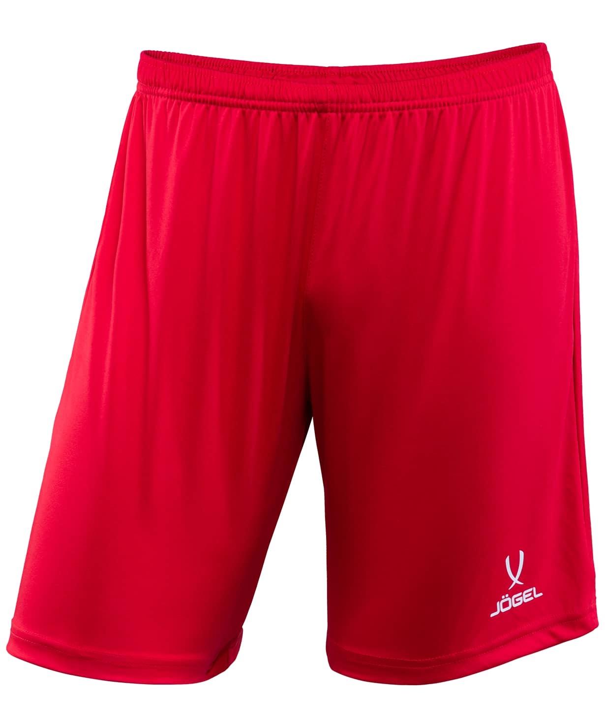 Шорты футбольные CAMP JFT-1120-021, красный/белый