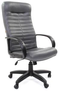 Кресло для руководителя Chairman 480 LT серый