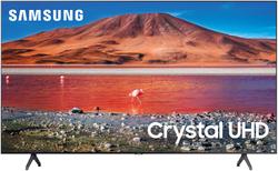 """Телевизор Samsung UE55TU7100UXRU 55"""" черный (после ремонта)"""