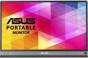 """Монитор Asus Portable [MB16AC] 15,6"""" серый"""