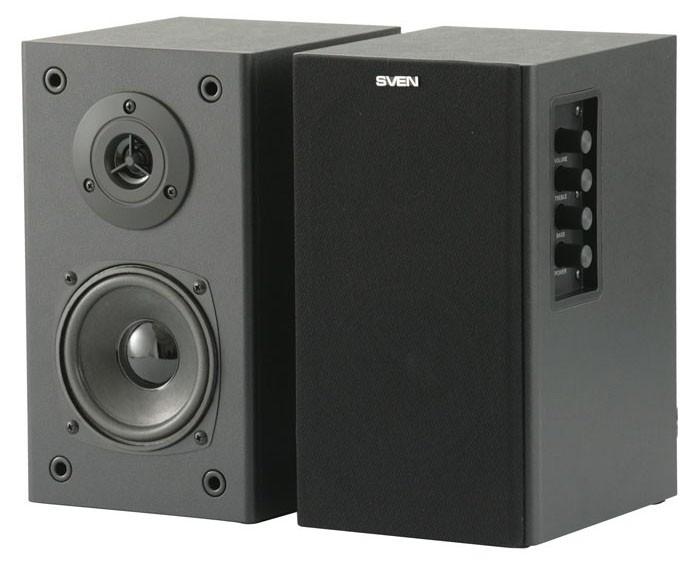 Колонки Sven SPS-611S черный