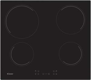 Электрическая варочная поверхность Candy CH64CCB черный