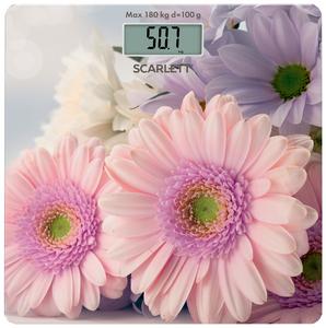 Весы напольные Scarlett SC-BS33E049 розовый