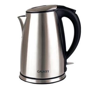 Чайник электрический Galaxy GL 0308 серебристый
