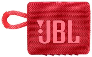 Портативная колонка JBL GO 3 [JBLGO3RED] красный