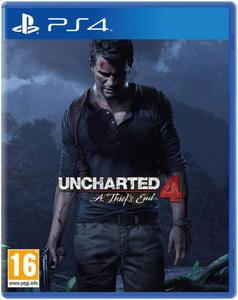 Игра на PS4 Uncharted 4: Путь вора [PS4, русская версия]