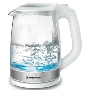 Чайник электрический BRAYER 1040BR-WH белый