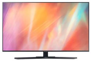 """Телевизор Samsung UE50AU7540UXRU 50"""" (125 см) черный"""